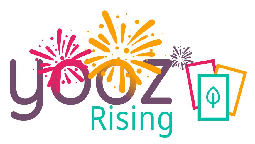 Logo temps Yooz Rising